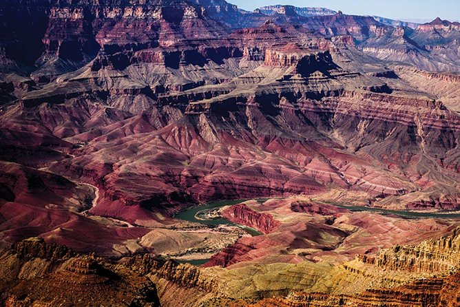 Grand Canyon at Sunset Private Luxury Car Tour
