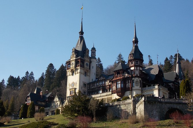 Private Day Trip to Peles & Bran Castle and Brasov City Tour photo 1