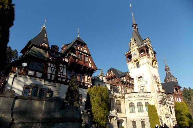 Private Day Trip to Peles & Bran Castle and Brasov City Tour photo 2
