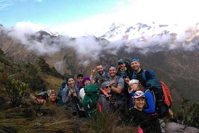 5 Days - Salkantay Trek Hike To Machu Picchu