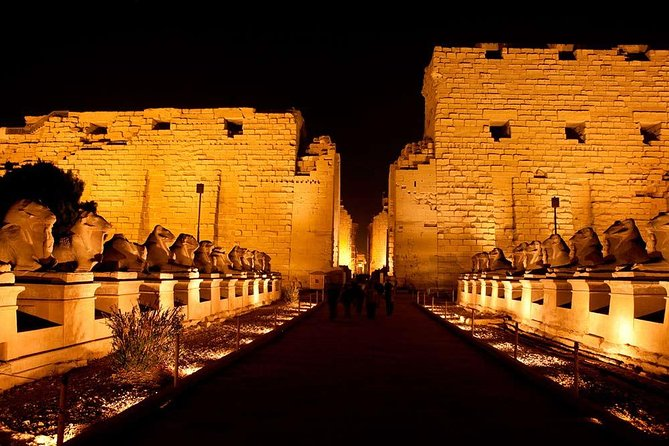 Sound and Light Show at Karnak Temple in Luxor photo 2