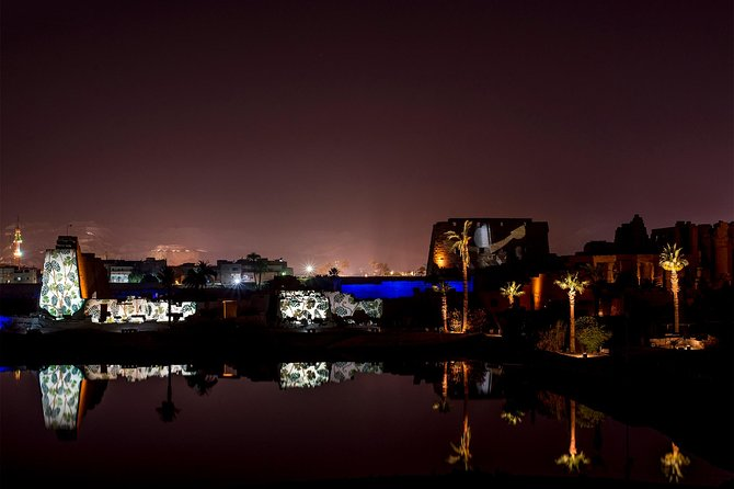 Sound and Light Show at Karnak Temple in Luxor photo 4