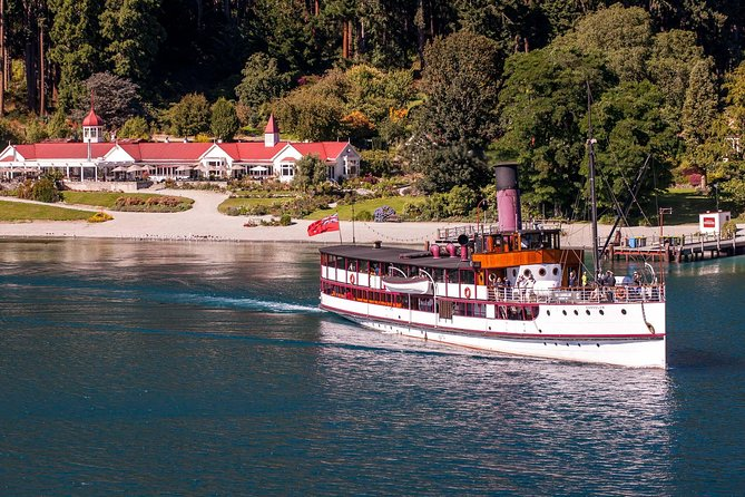 TSS Earnslaw Steamship Cruise from Queenstown