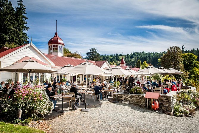 Lunch at Walter Peak High Country Farm and Cruise from Queenstown photo 2