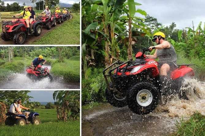 Amazing 2 Hours Bali Quad Bike Adventure