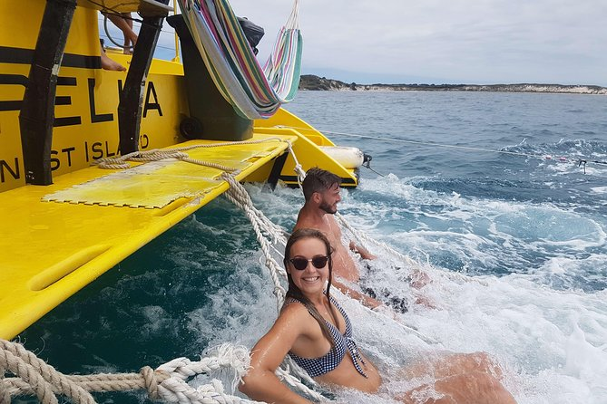 Full Day Sail to Rottnest Island from Fremantle