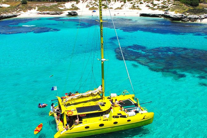 Rottnest Island 'Snorkel and Sail'