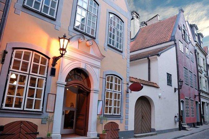 Enchanting Riga Old Town