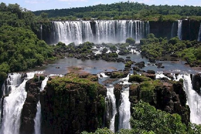 3-Day Iguazu Falls from São Paulo Including Flights