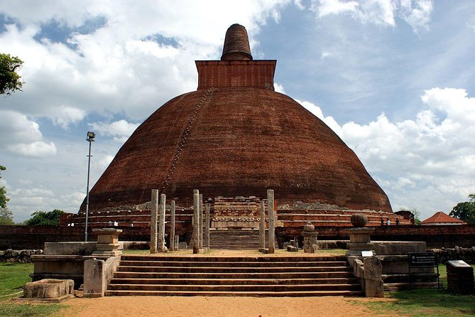 2- Days Private tour to Anuradhapura & Wilpattu National Park from Negombo