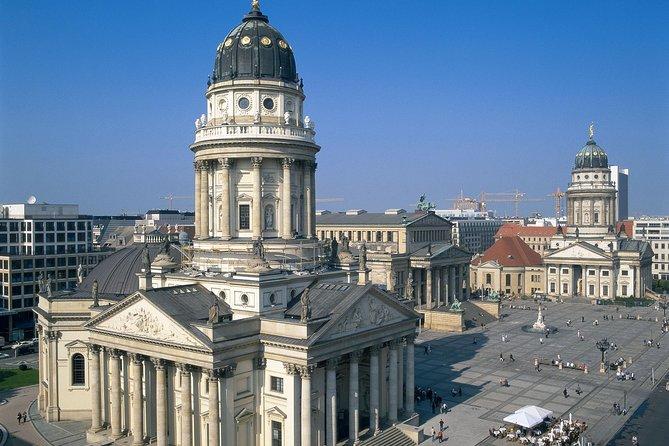 Excursión independiente de 5 días a Berlín y Copenhague por la noche en autobús desde Berlín