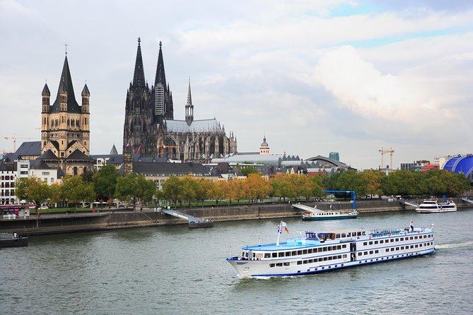 Excursão de ônibus de 5 dias para Colônia em Estrasburgo