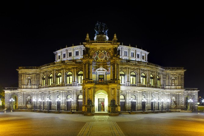 Independent 5-Day Coach Tour of Dresden and Nuremberg