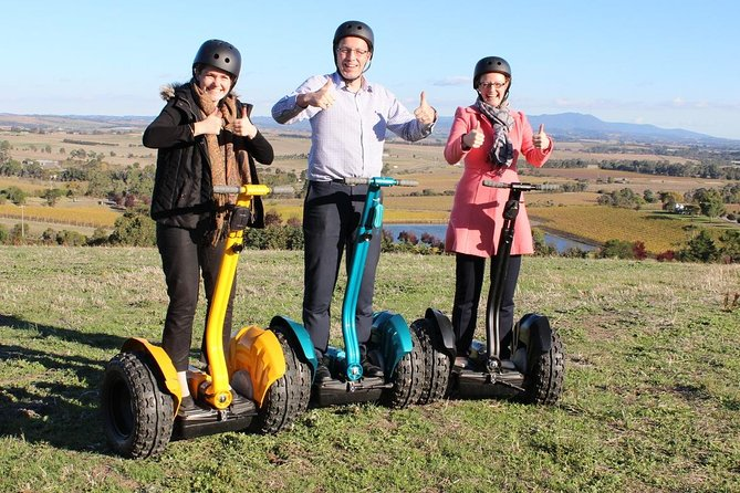 Balgownie Segway Vineyard Tour: 60 Minutes photo 3