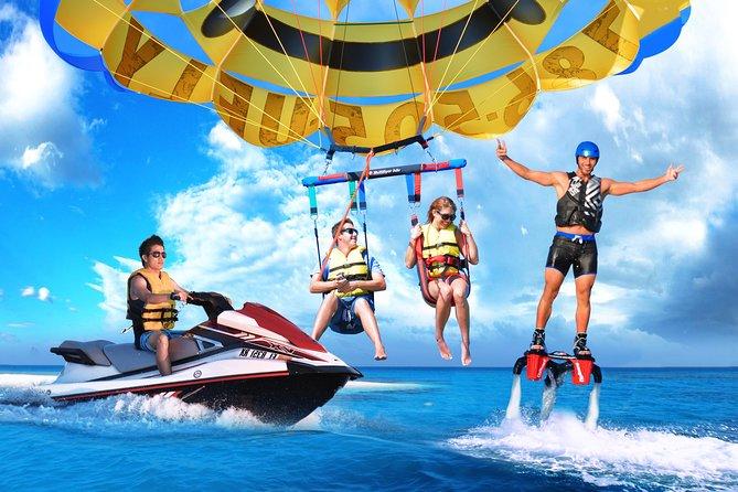 Parasailing & Jet Ski Package - Miami Watersports!