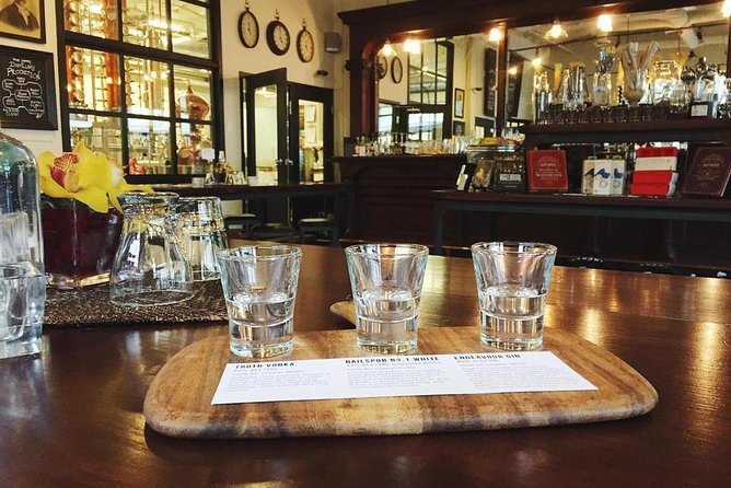 Vancouver Distillery Private Tour and Tasting