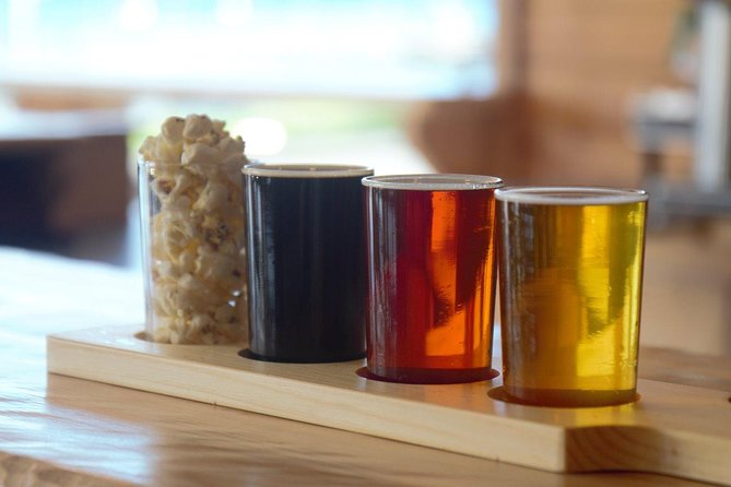 Hoonah City & Brewery Tour