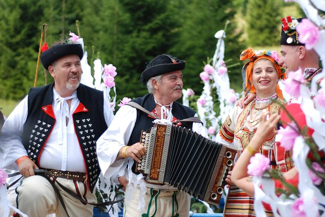 6-Day Tour from Bratislava: Slovak Folk Traditions