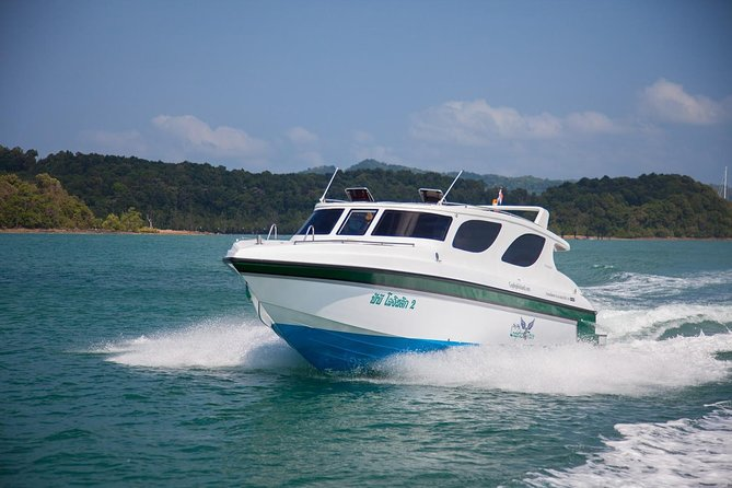 Krabi to Koh Phi Phi VIP Speed Boat Transfer with Hotel or Airport Pickup