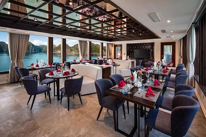 Jade Sails - The Most Luxurious Day Tour In Halong Bay