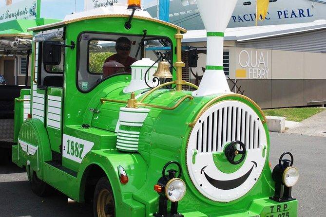Local Green Train Noumea