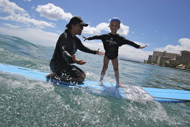 1.5-Hour Private Surfing Lesson