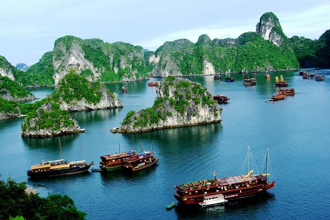 Halong Bay 3 days 2 nights on Christina Diamond Cruise 4 STARS LUXURY photo 13