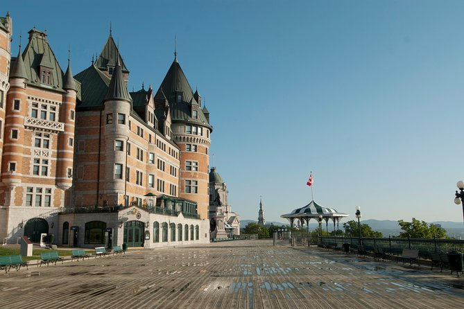 6-Day Holiday Tour of Montreal and Quebec by Rail
