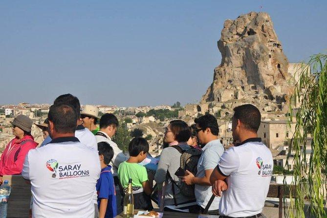 1-nat og 2-dages tur i Cappadocia med indkvartering og air balloon ride