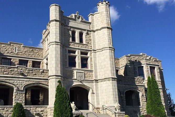 Geschiedenis Tour of Pythian Castle in Springfield, Missouri