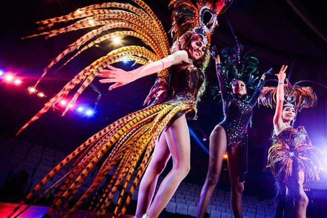 Tiffany's Show at Pattaya Admission Ticket