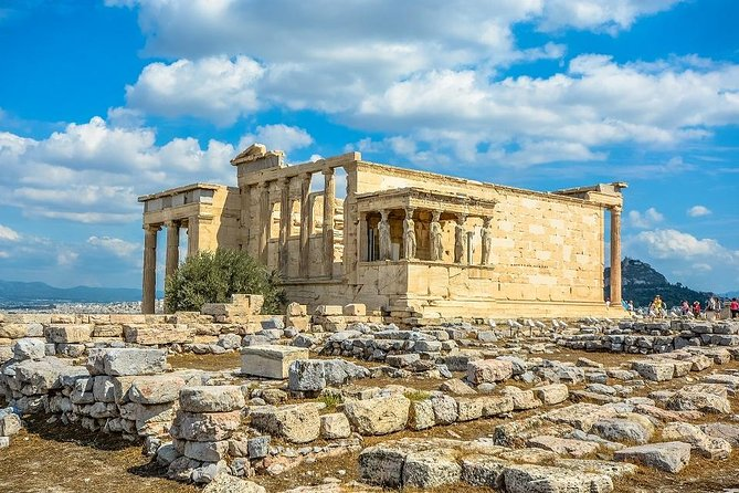 Highlights of Athens including the Acropolis and a wonderful local lunch.