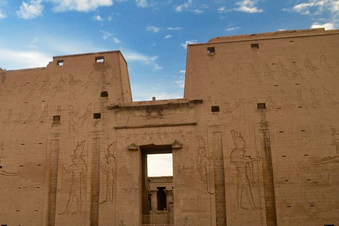 Edfu and Kom Ombo Temples Private Tour From Luxor with Lunch