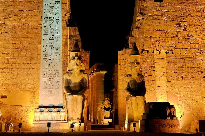 2 Day Trips to Luxor Highlights from Safaga Port