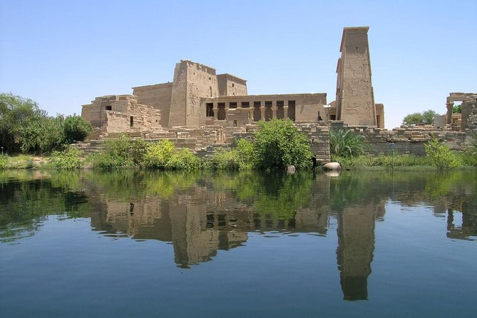 Aswan Philae Temple,High Dam and unfinished obelisk