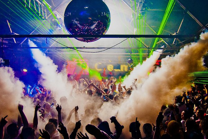 2-Day Nightclub Admission Ticket: Best Nightlife in Amsterdam