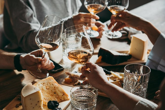Bordeaux Cheese & Wine Tasting Walking Guided Tour
