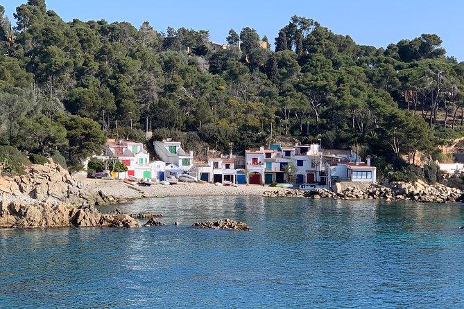 Costa Brava Hidden Bays & Medieval Villages Small Group Tour från Barcelona