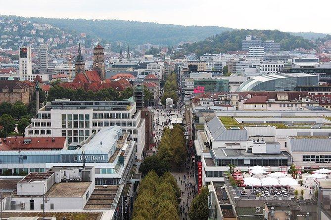 Welcome Stuttgart City Tour