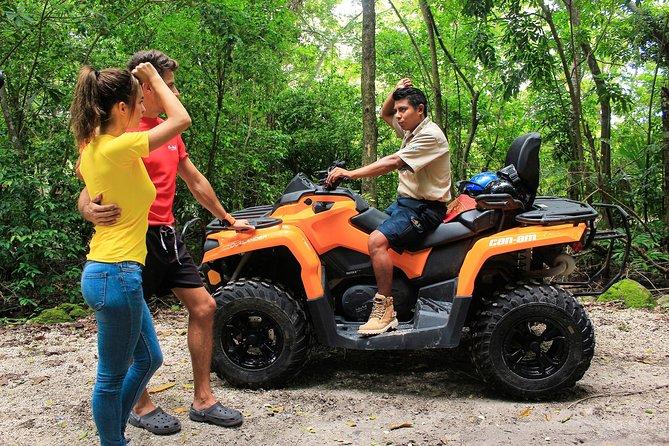 Shore Excursions ATV Adventure to Jade Cavern Single