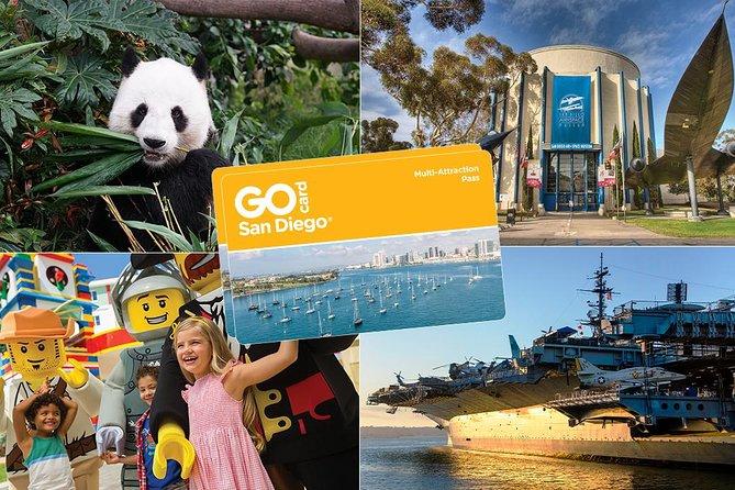 Go San Diego Card