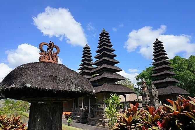 Taman Ayun Mengwi,Alas Kedaton & Tanah Lot Temples Tour (Half Day)