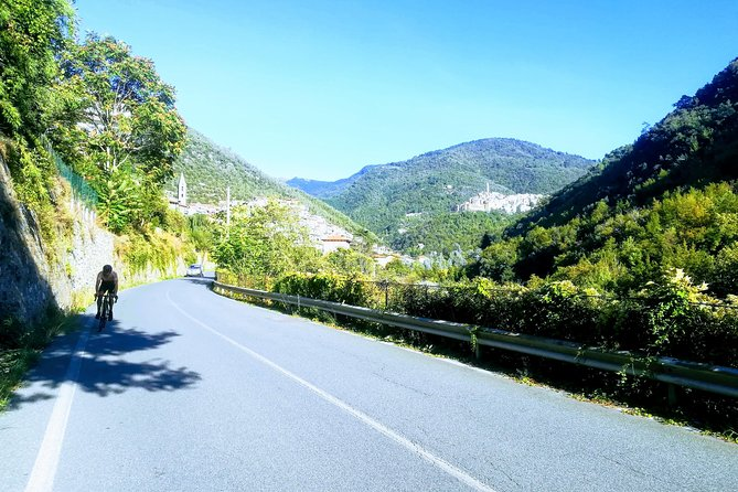 1 Day road bike tour of Ligurian mountains from Italian Riviera photo 6