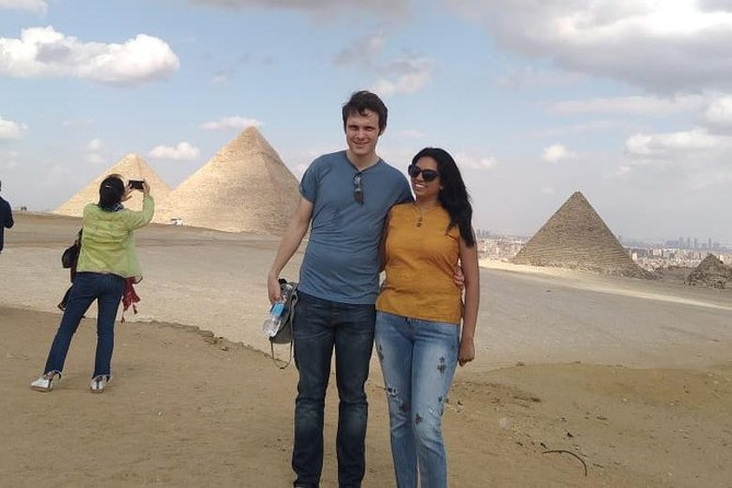 Giza pyramids ,sphinx& shopping tours from Cairo Giza hotel with expert guide photo 10
