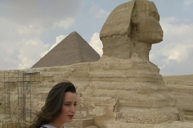 Giza pyramids ,sphinx& shopping tours from Cairo Giza hotel with expert guide photo 3