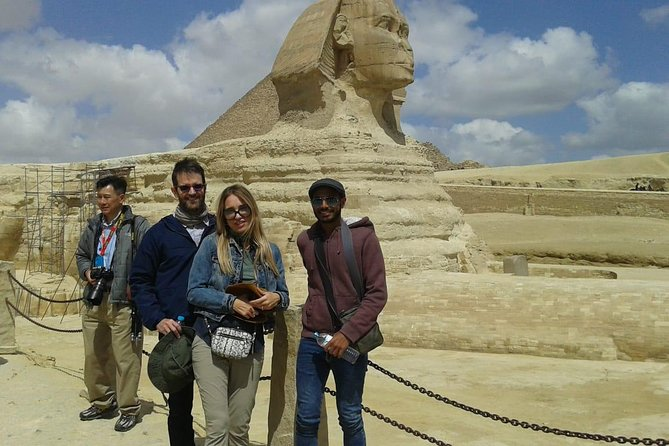 Giza pyramids ,sphinx& shopping tours from Cairo Giza hotel with expert guide photo 2
