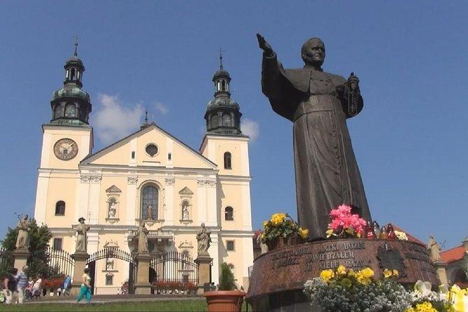 From Krakow: Wadowice Kalwaria and Lagiewniki: John Paul II Tour