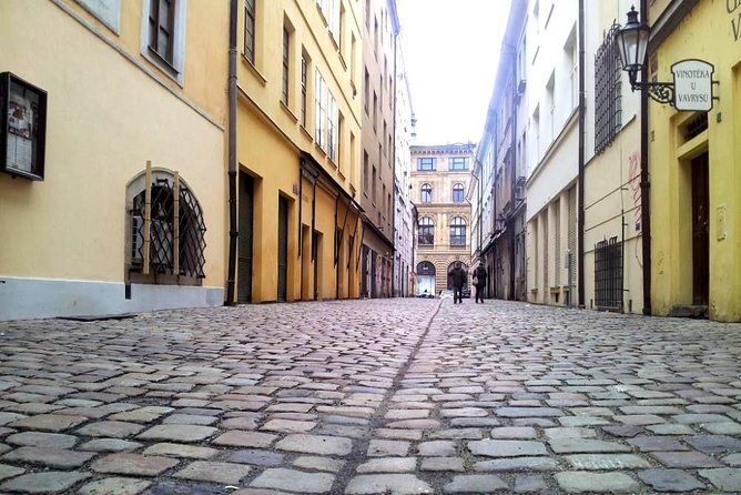 Private Hidden Prague Walking Tour with Cafe Stop