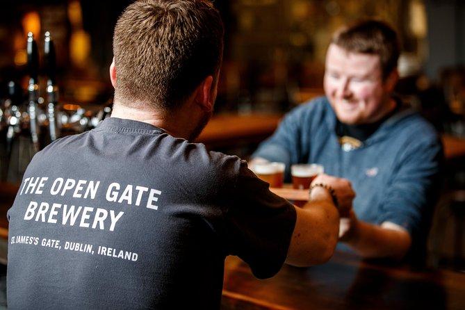 Guinness Storehouse og Open Gate Brewery Combo Billett
