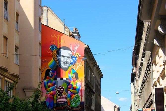 Budapest Alternative Culture Walking Tour